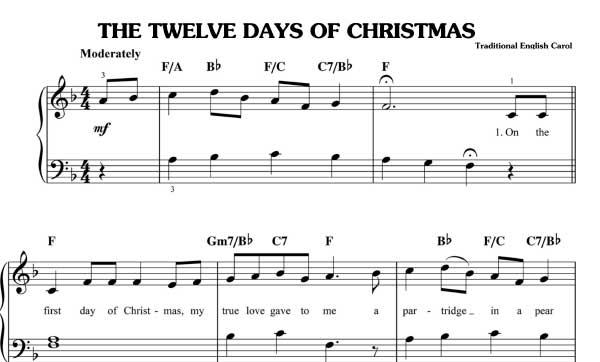 Twelve Days Of Christmas Notes.The 12 Days Of A Casino Christmas Netimegambling Com